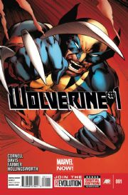 Wolverine Comics (2013 Series)